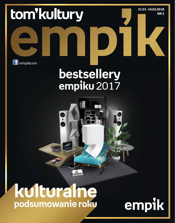 Gazetka promocyjna empik do 14/02/2018 str.0