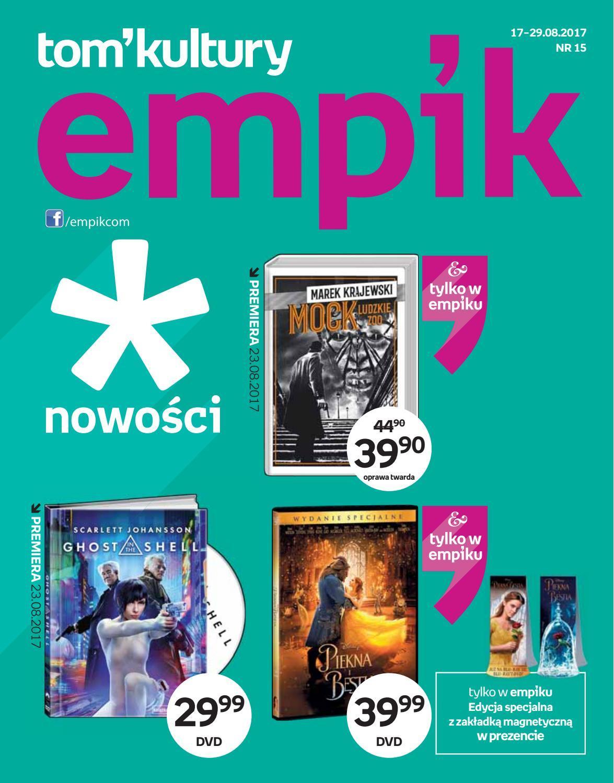 Gazetka promocyjna empik do 29/08/2017 str.0