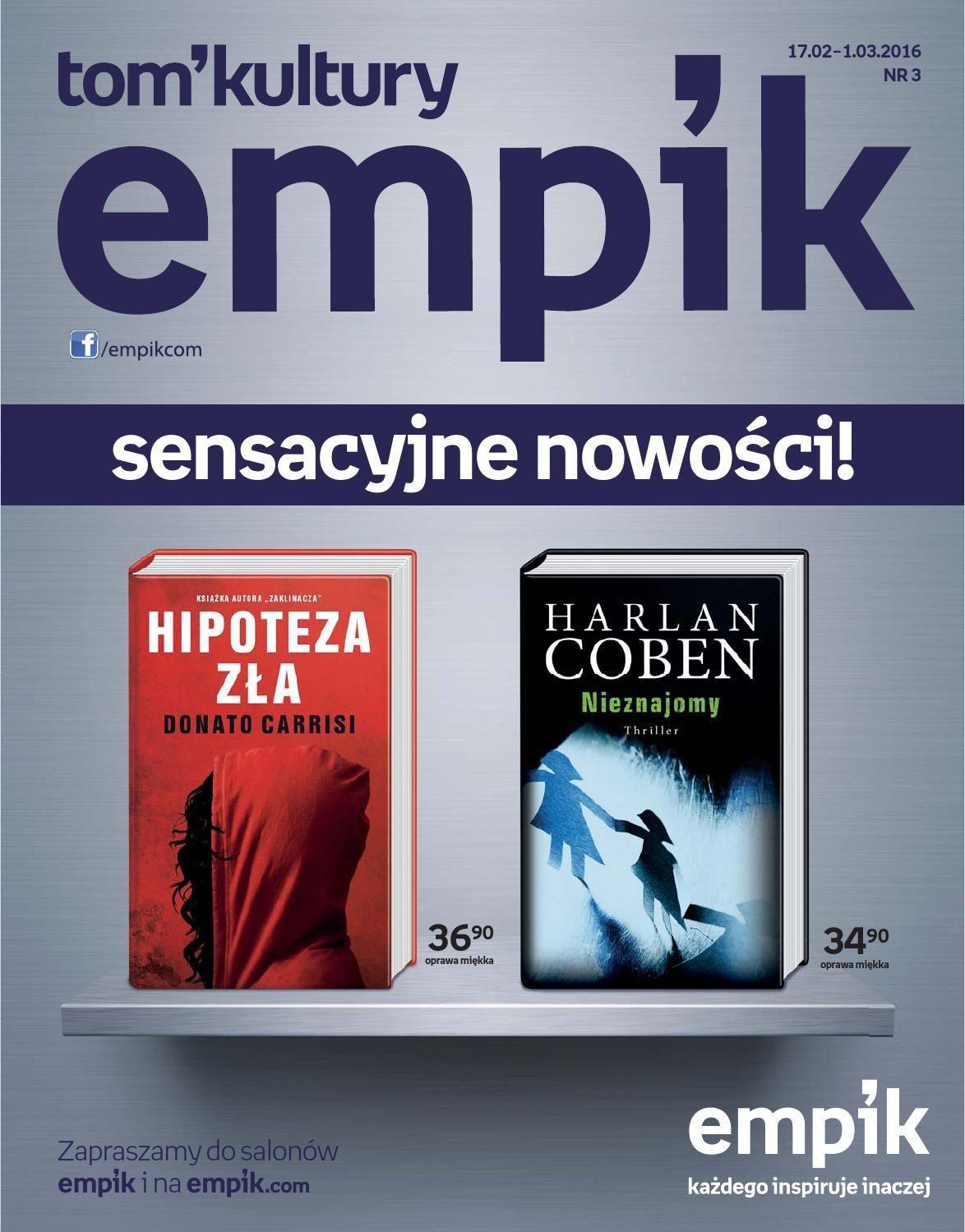 Gazetka promocyjna empik do 01/03/2016 str.0