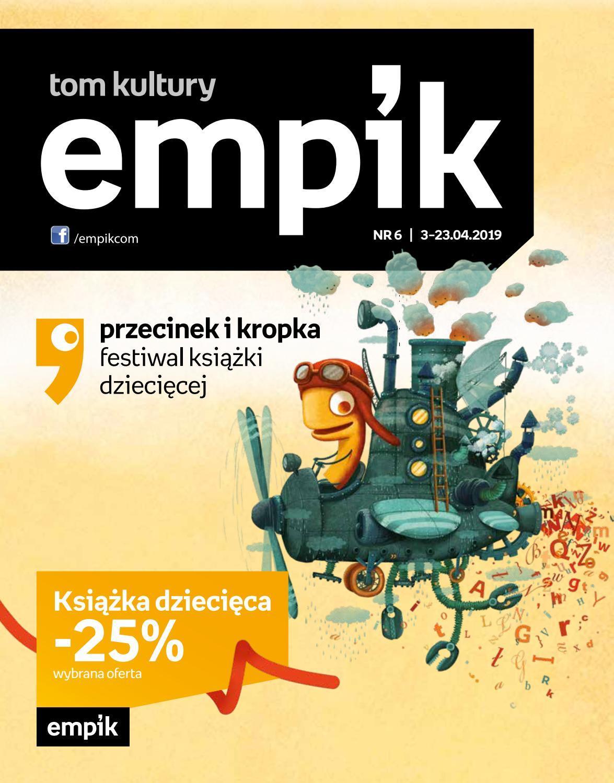 Gazetka promocyjna empik do 24/04/2019 str.0