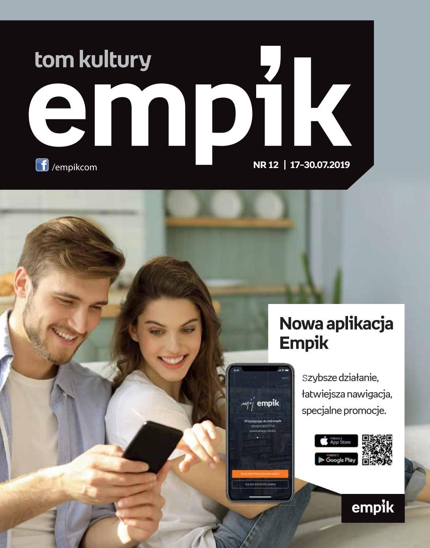Gazetka promocyjna empik do 30/07/2019 str.1