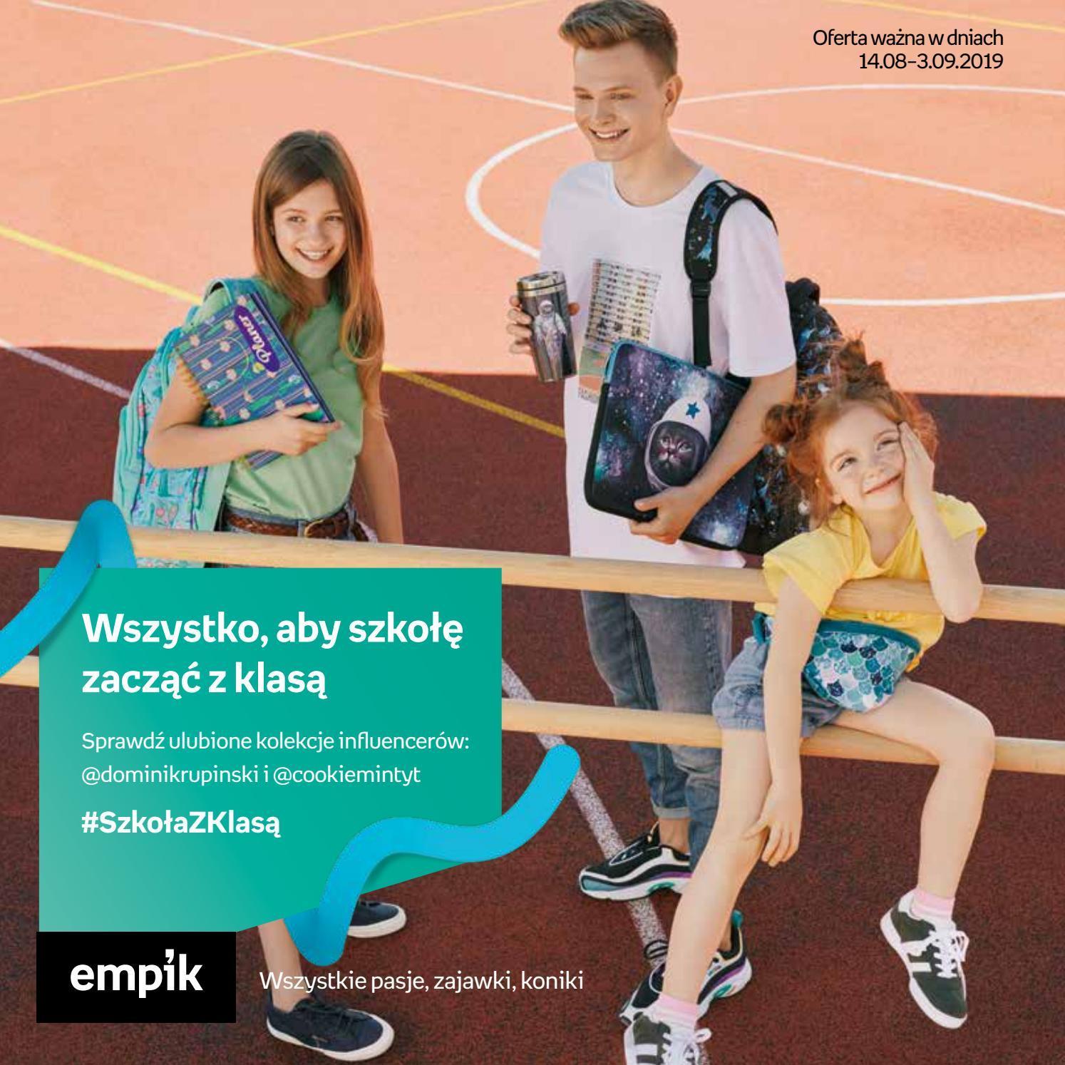 Gazetka promocyjna empik do 03/09/2019 str.1