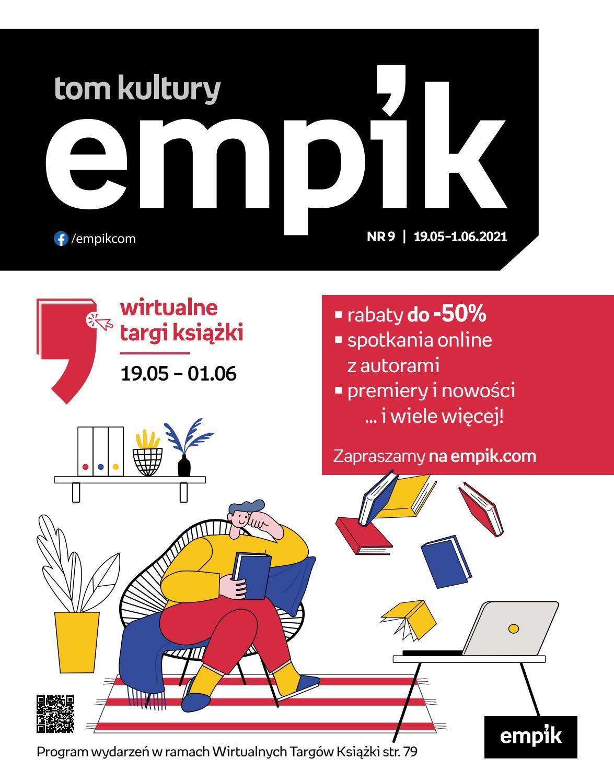 Gazetka promocyjna empik do 01/06/2021 str.1
