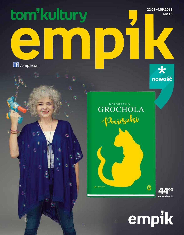 Gazetka promocyjna empik do 04/09/2018 str.0