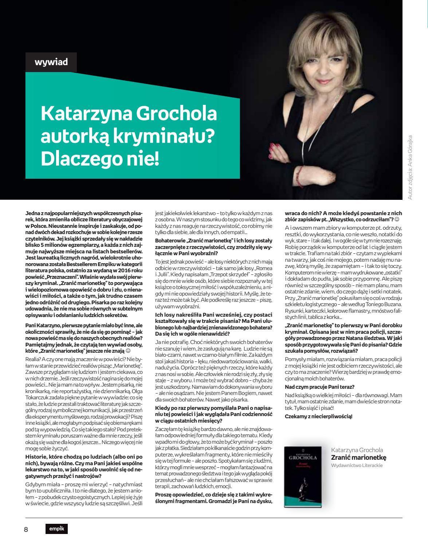 Gazetka promocyjna empik do 18/06/2019 str.8