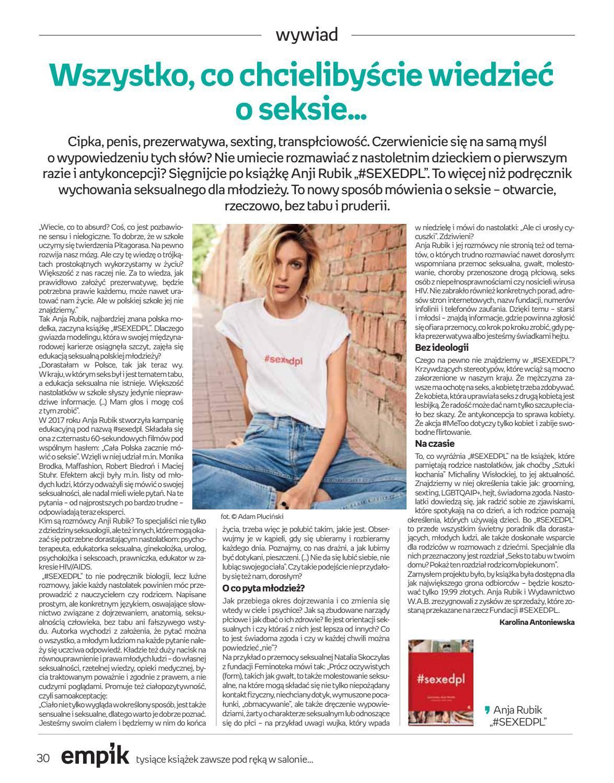 Gazetka promocyjna empik do 02/10/2018 str.29