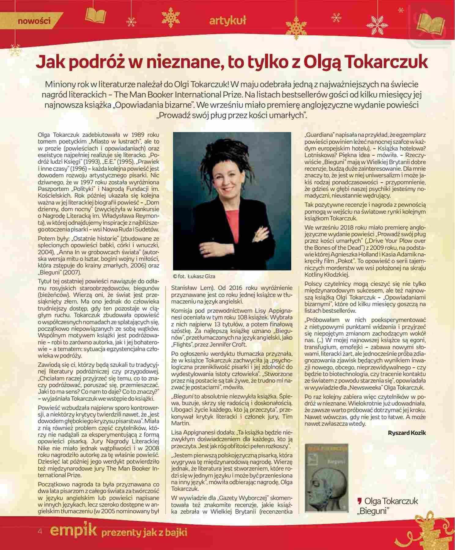 Gazetka promocyjna empik do 24/12/2018 str.4
