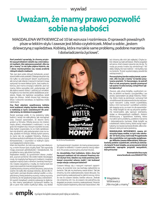 Gazetka promocyjna empik do 02/10/2018 str.15
