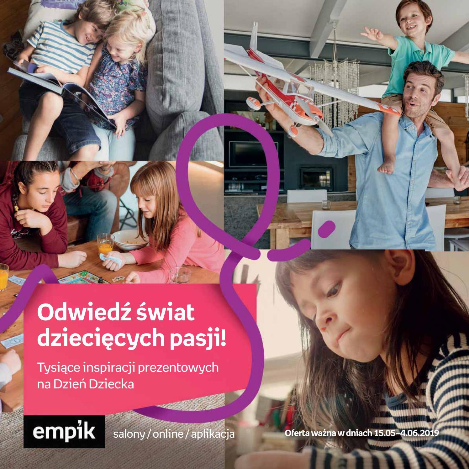 Gazetka promocyjna empik do 04/06/2019 str.0