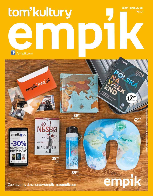 Gazetka promocyjna empik do 08/05/2018 str.0