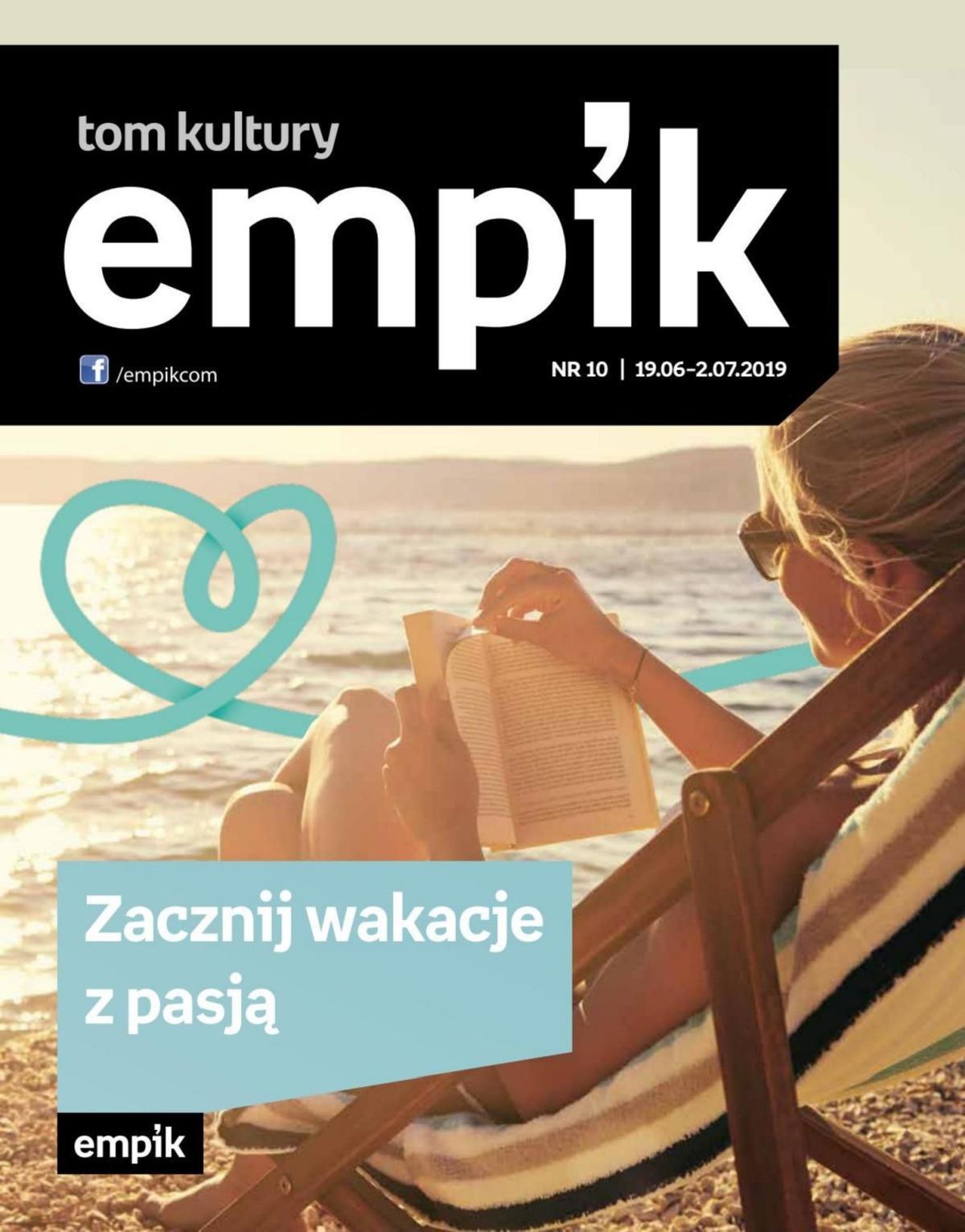 Gazetka promocyjna empik do 02/07/2019 str.1