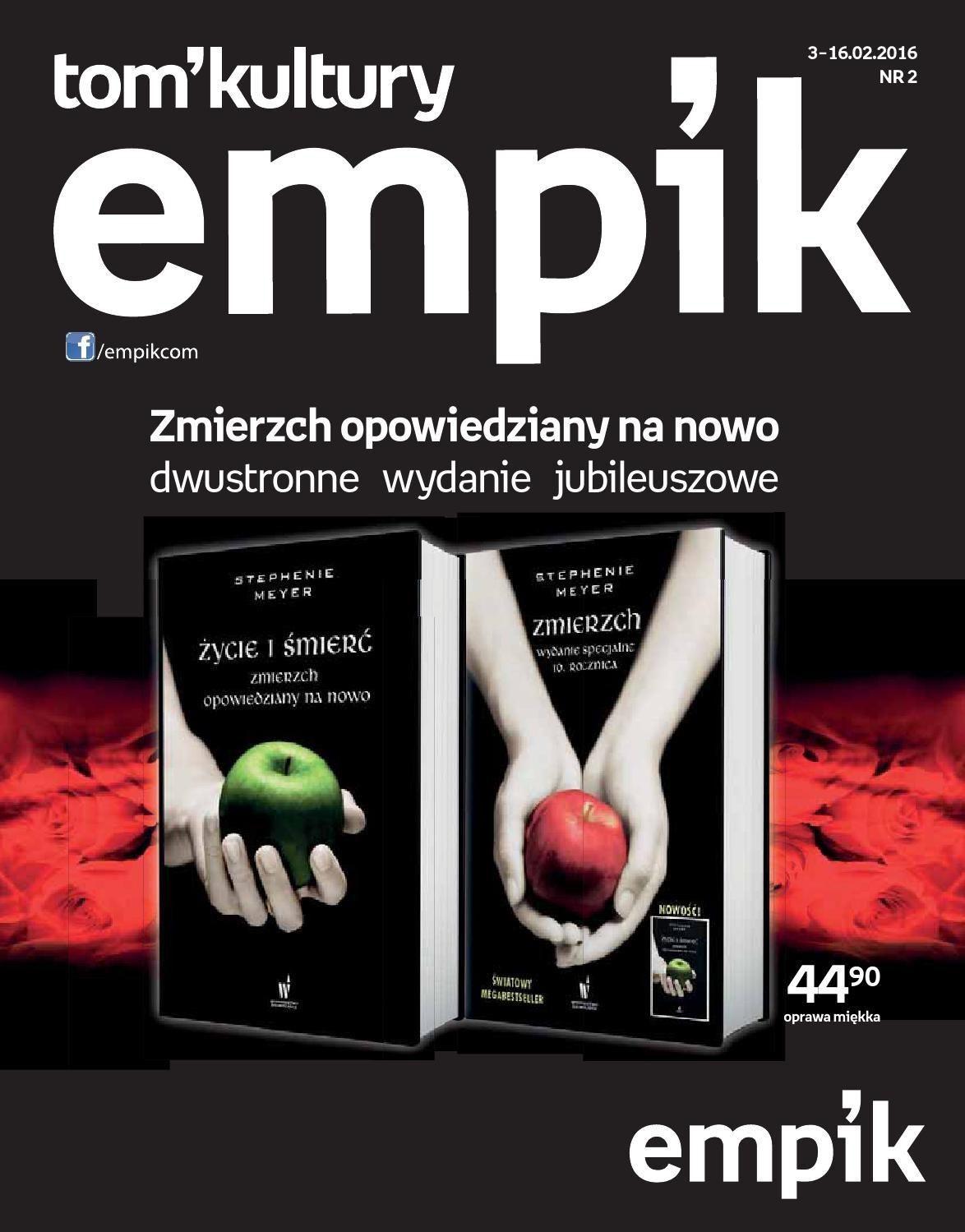 Gazetka promocyjna empik do 16/02/2016 str.0