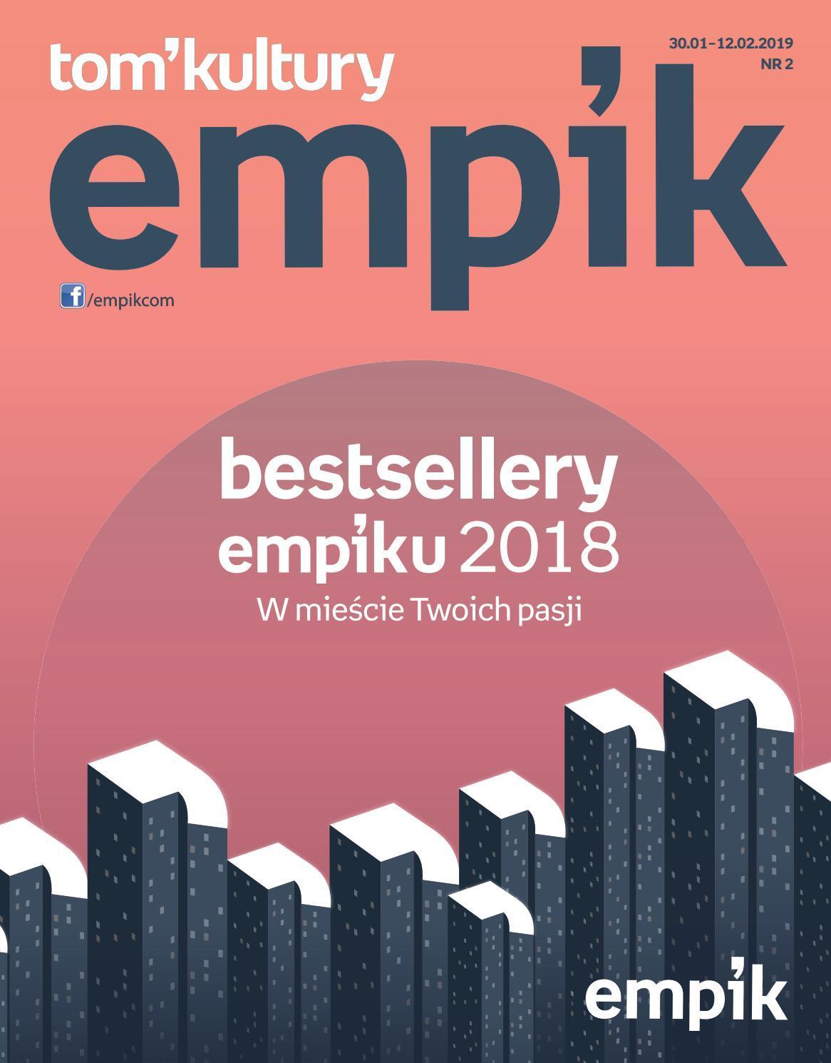 Gazetka promocyjna empik do 12/02/2019 str.0