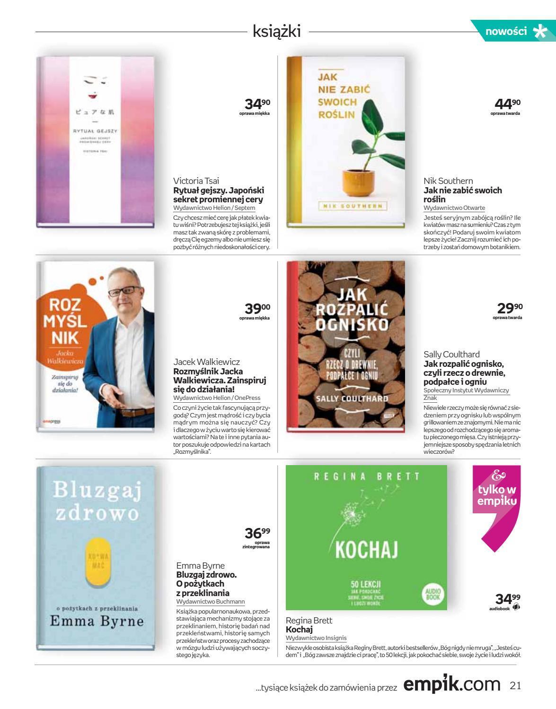 Gazetka promocyjna empik do 03/07/2018 str.20