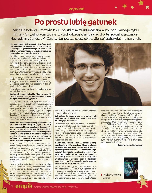 Gazetka promocyjna empik do 27/11/2018 str.16