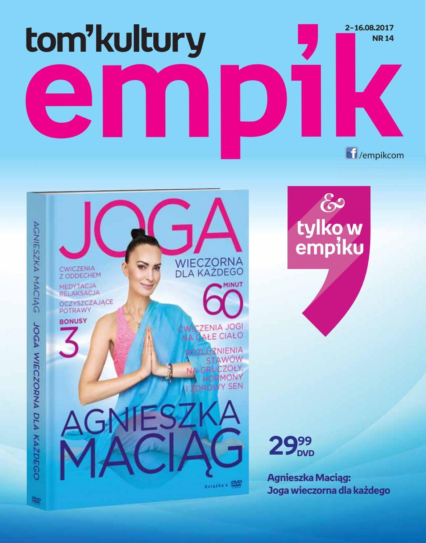 Gazetka promocyjna empik do 16/08/2017 str.0