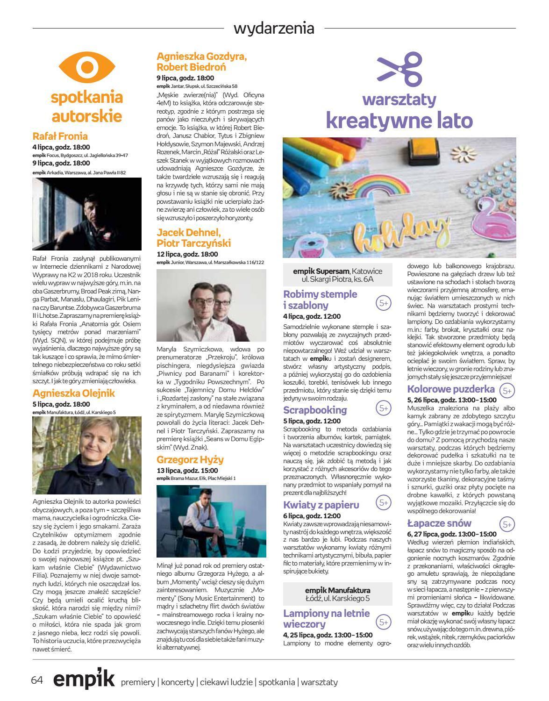 Gazetka promocyjna empik do 17/07/2018 str.63