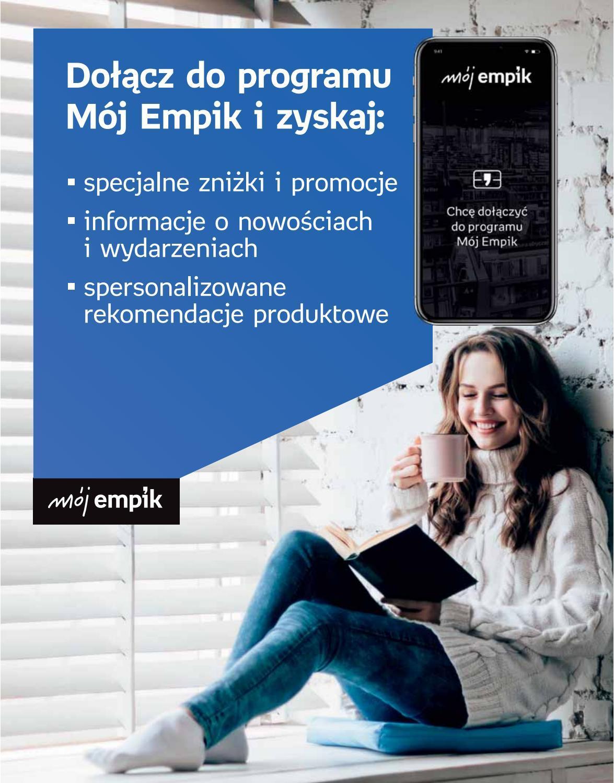 Gazetka promocyjna empik do 18/06/2019 str.3