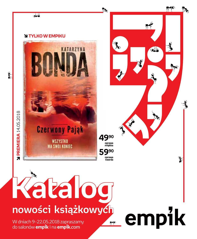 Gazetka promocyjna empik do 22/05/2018 str.0