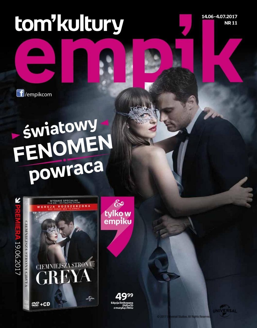 Gazetka promocyjna empik do 04/07/2017 str.0