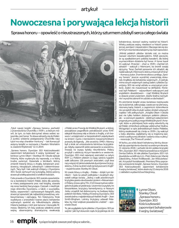 Gazetka promocyjna empik do 04/09/2018 str.16