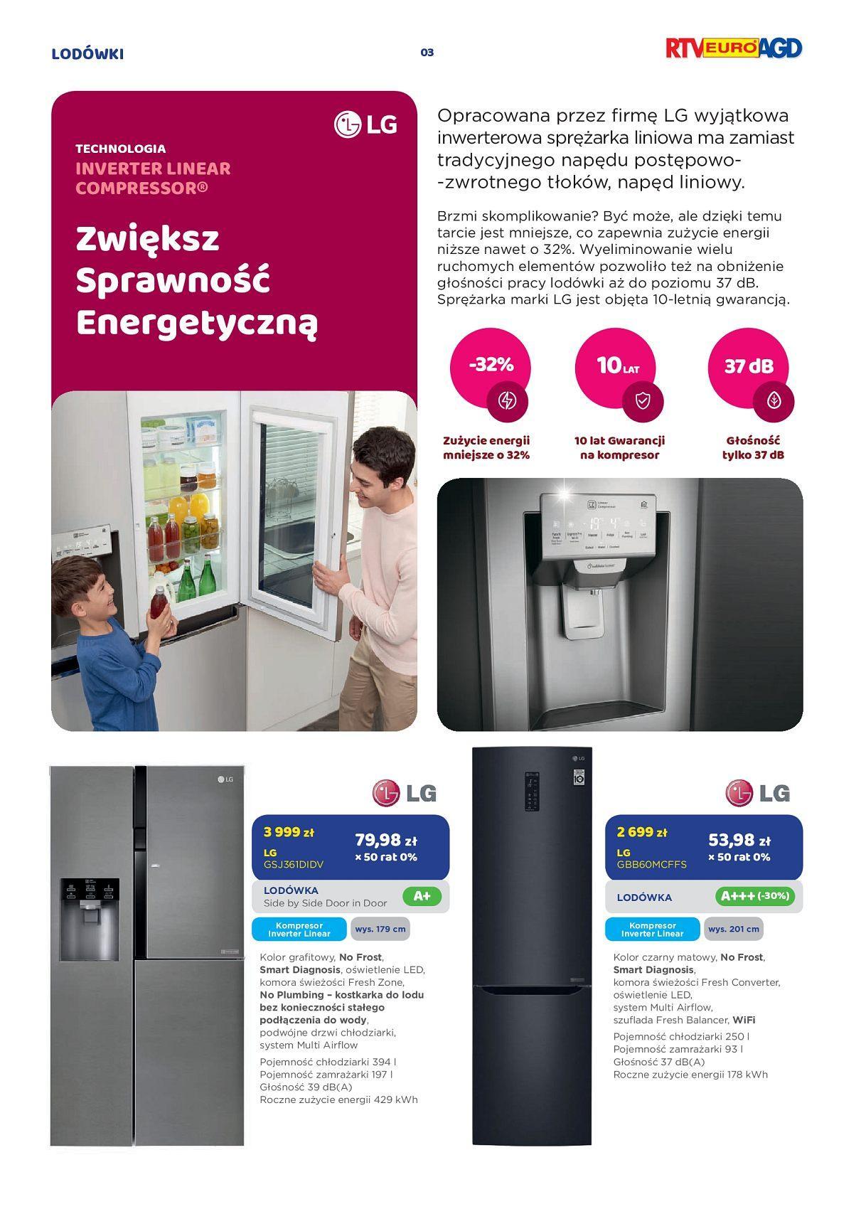 Gazetka promocyjna RTV Euro AGD do 17/09/2018 str.2