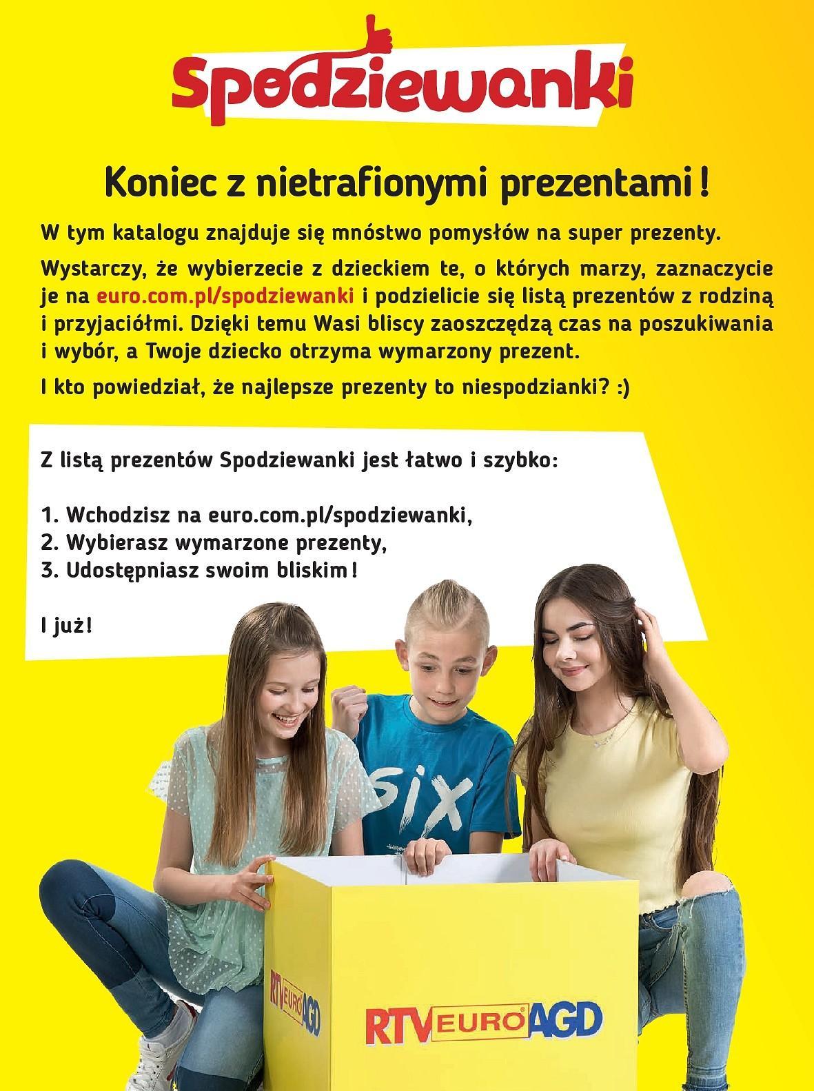 Gazetka promocyjna RTV Euro AGD do 31/05/2018 str.1