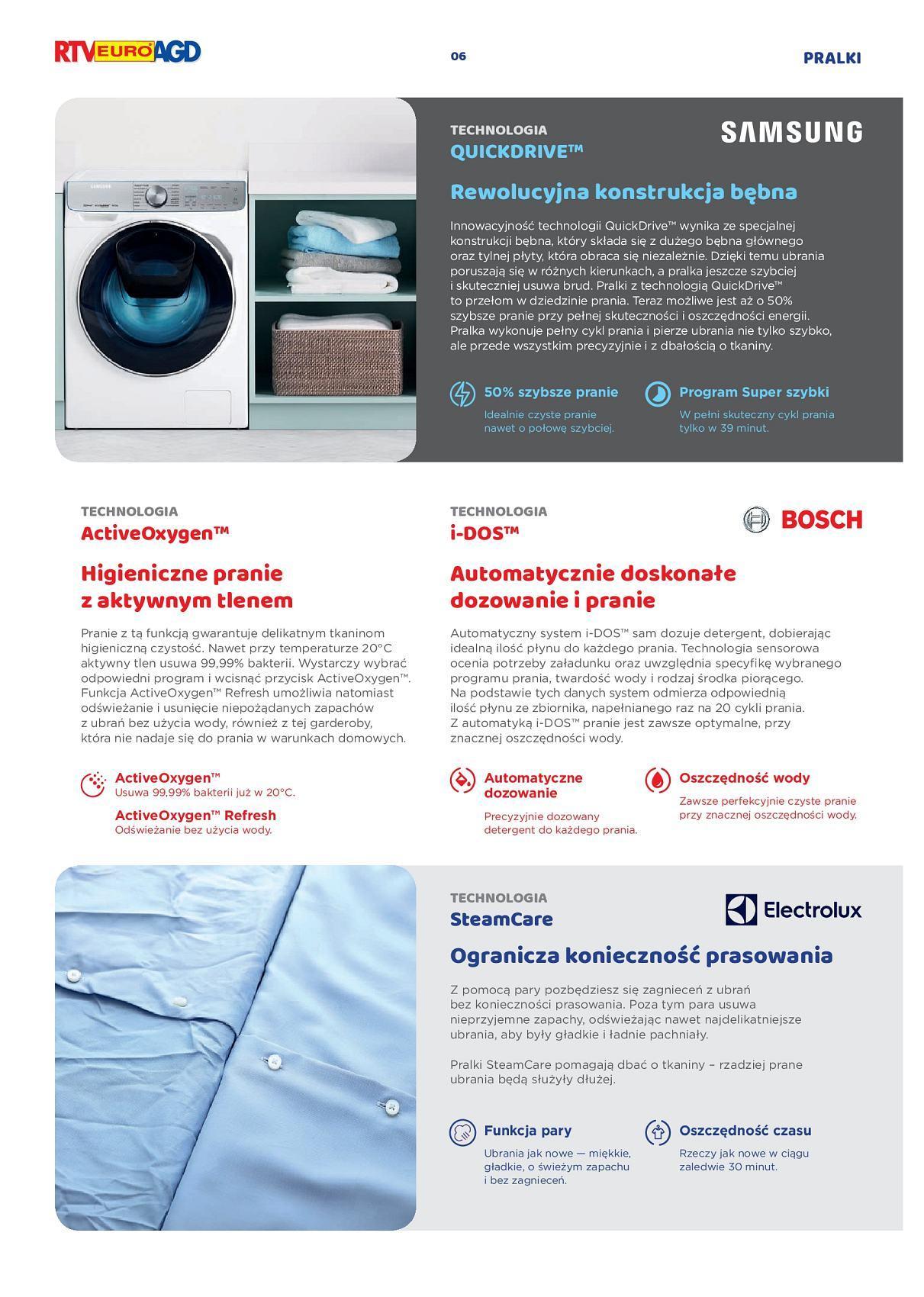 Gazetka promocyjna RTV Euro AGD do 17/09/2018 str.5