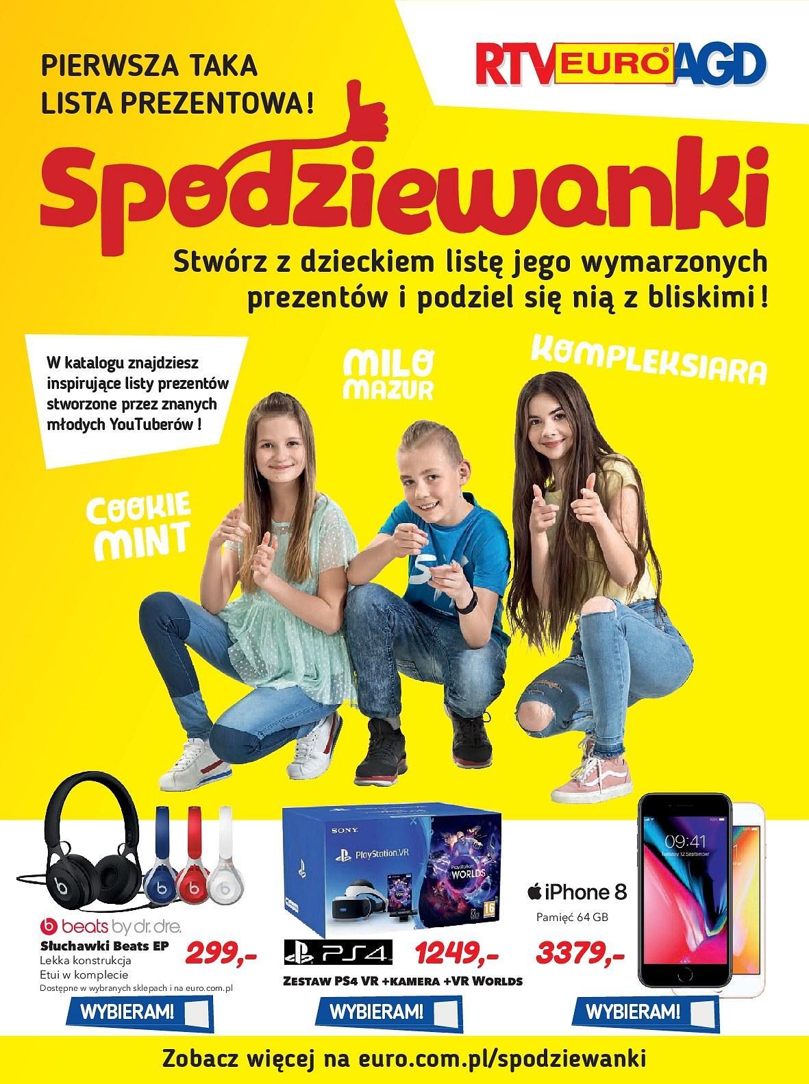 Gazetka promocyjna RTV Euro AGD do 31/05/2018 str.0