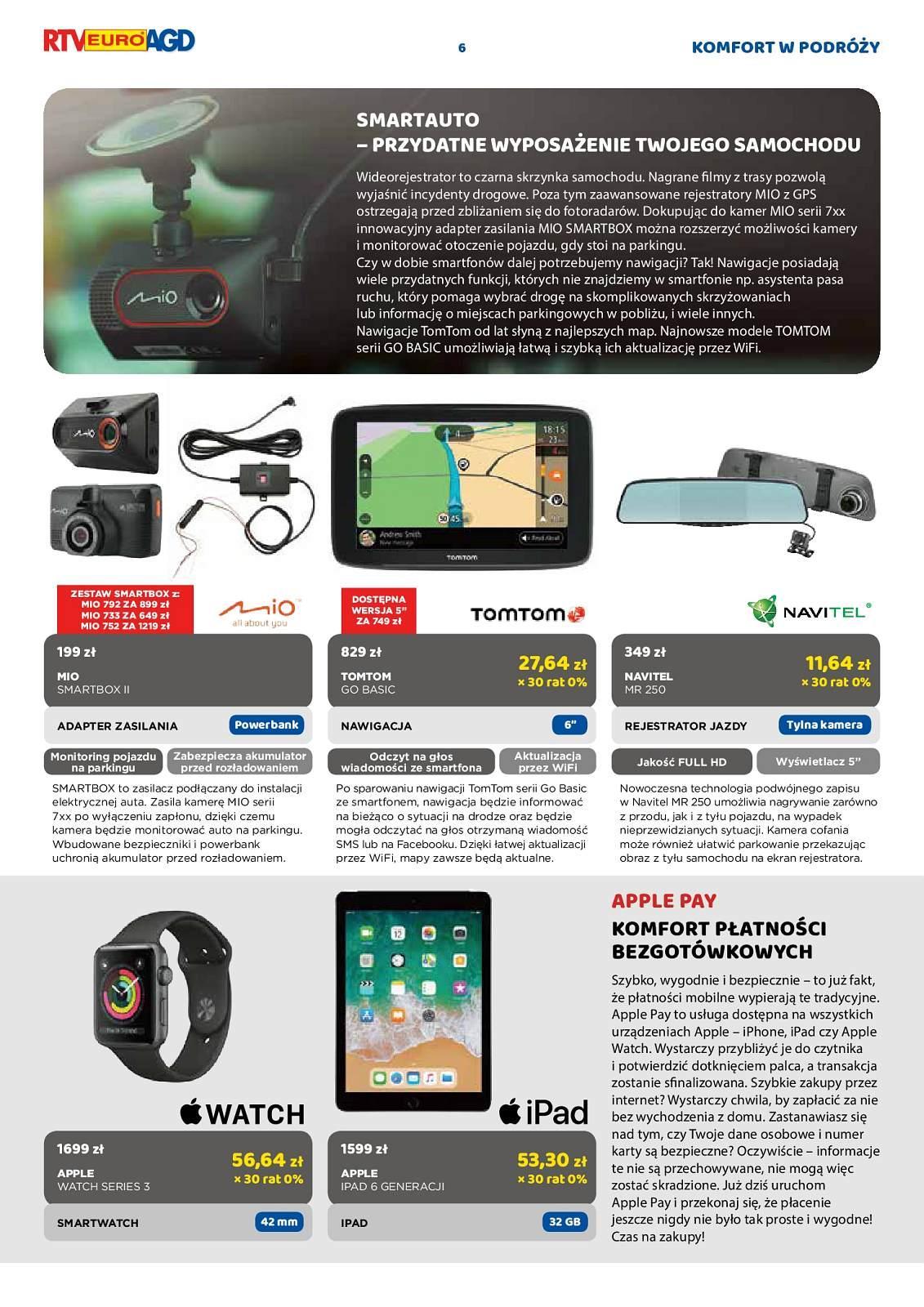 Gazetka promocyjna RTV Euro AGD do 01/10/2018 str.5
