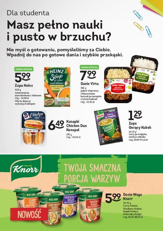 Gazetka promocyjna Freshmarket do 16/10/2018 str.3