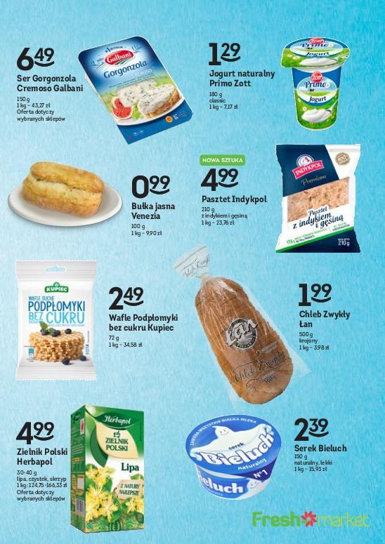 Gazetka promocyjna Freshmarket do 16/10/2018 str.10