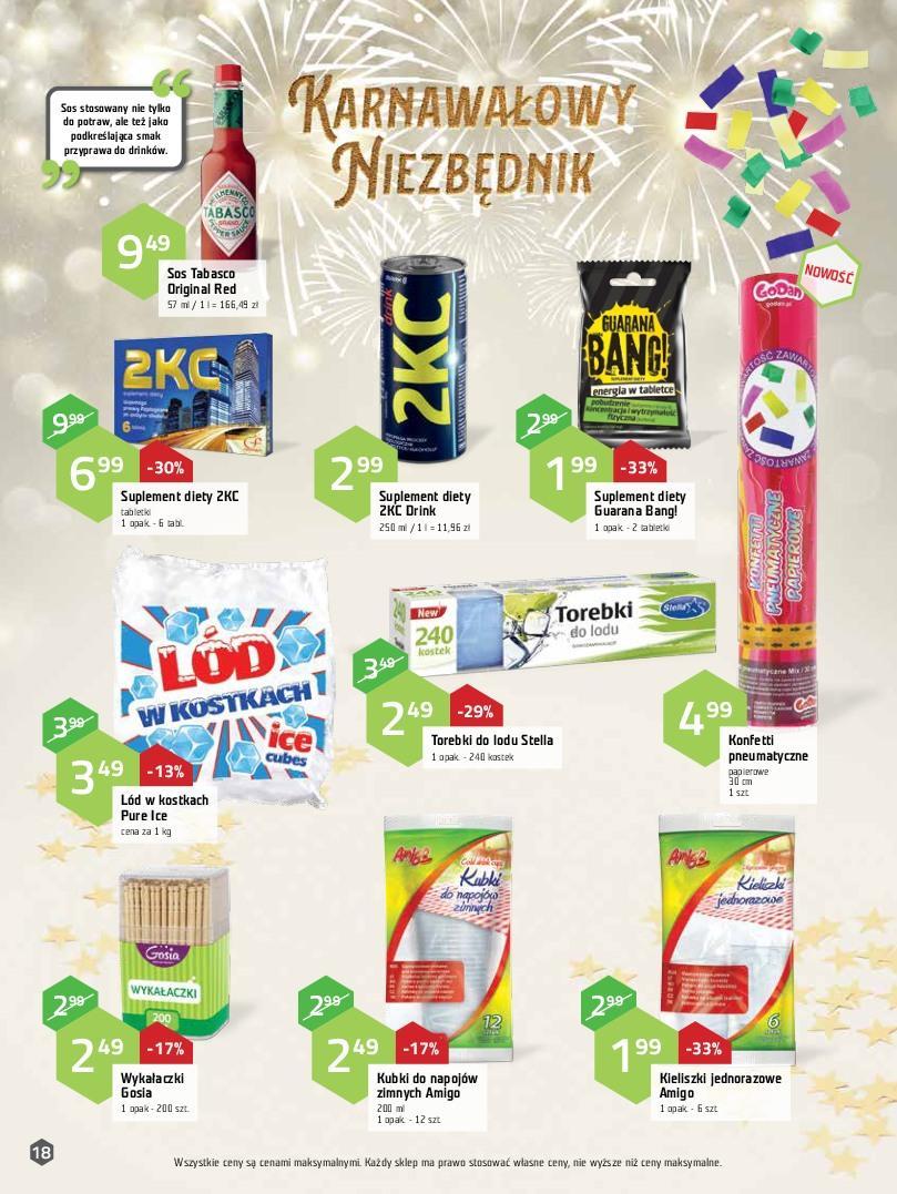 Gazetka promocyjna Freshmarket do 10/01/2017 str.17