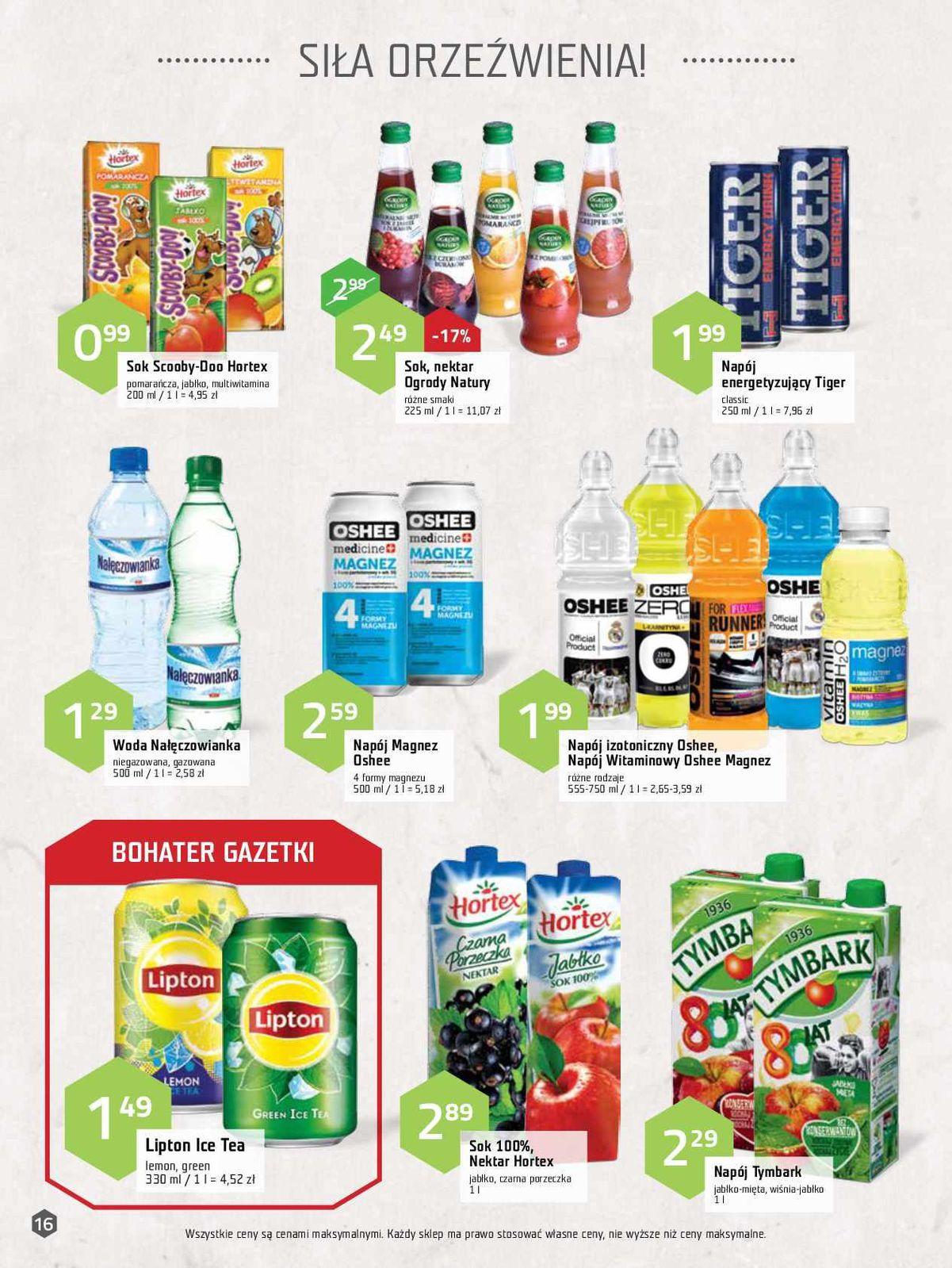 Gazetka promocyjna Freshmarket do 19/04/2016 str.15