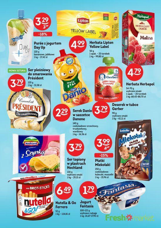 Gazetka promocyjna Freshmarket do 05/03/2019 str.12