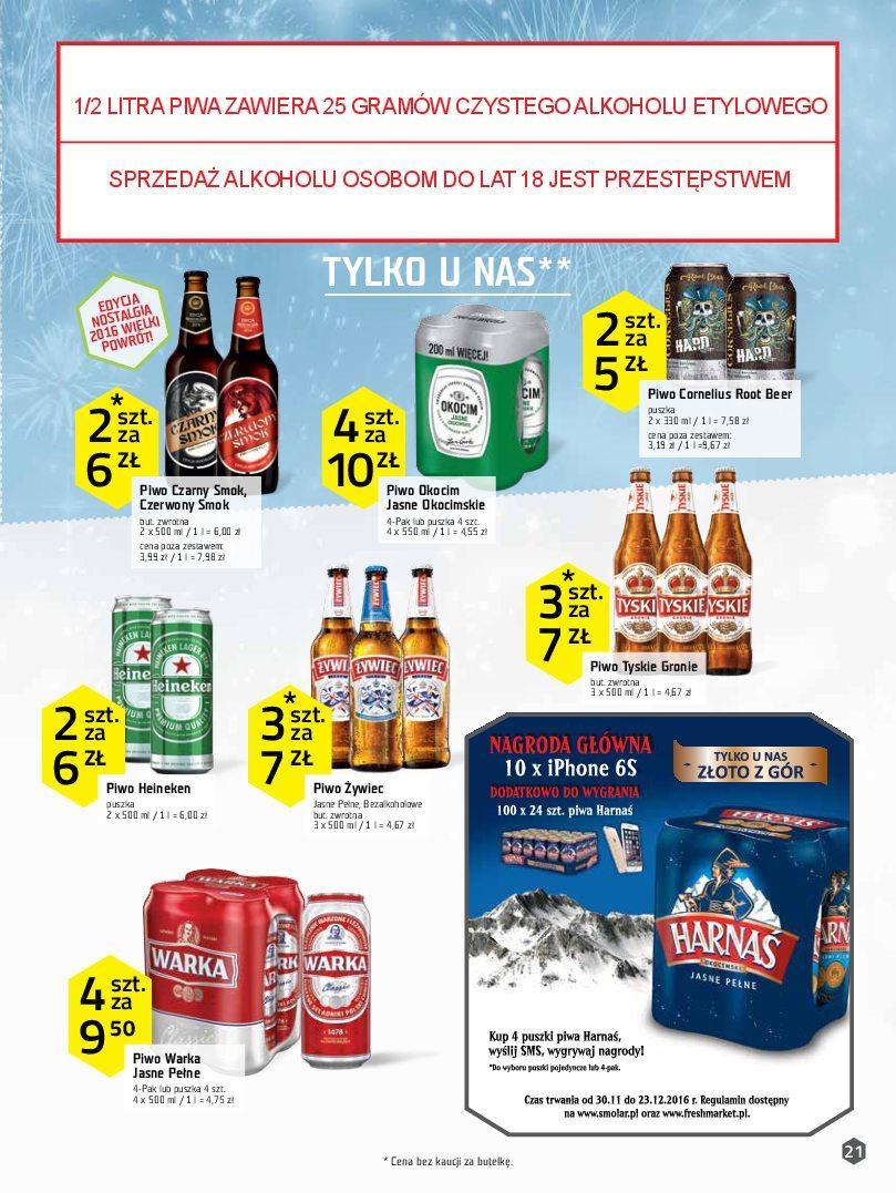 Gazetka promocyjna Freshmarket do 27/12/2016 str.20