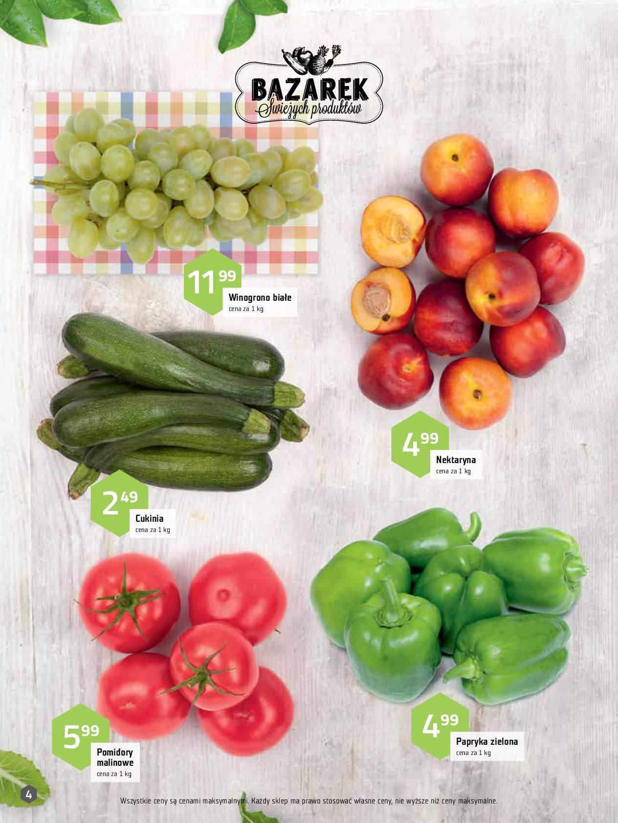 Gazetka promocyjna Freshmarket do 26/07/2016 str.3