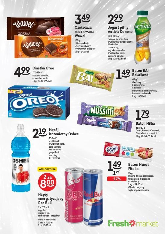 Gazetka promocyjna Freshmarket do 30/10/2018 str.2
