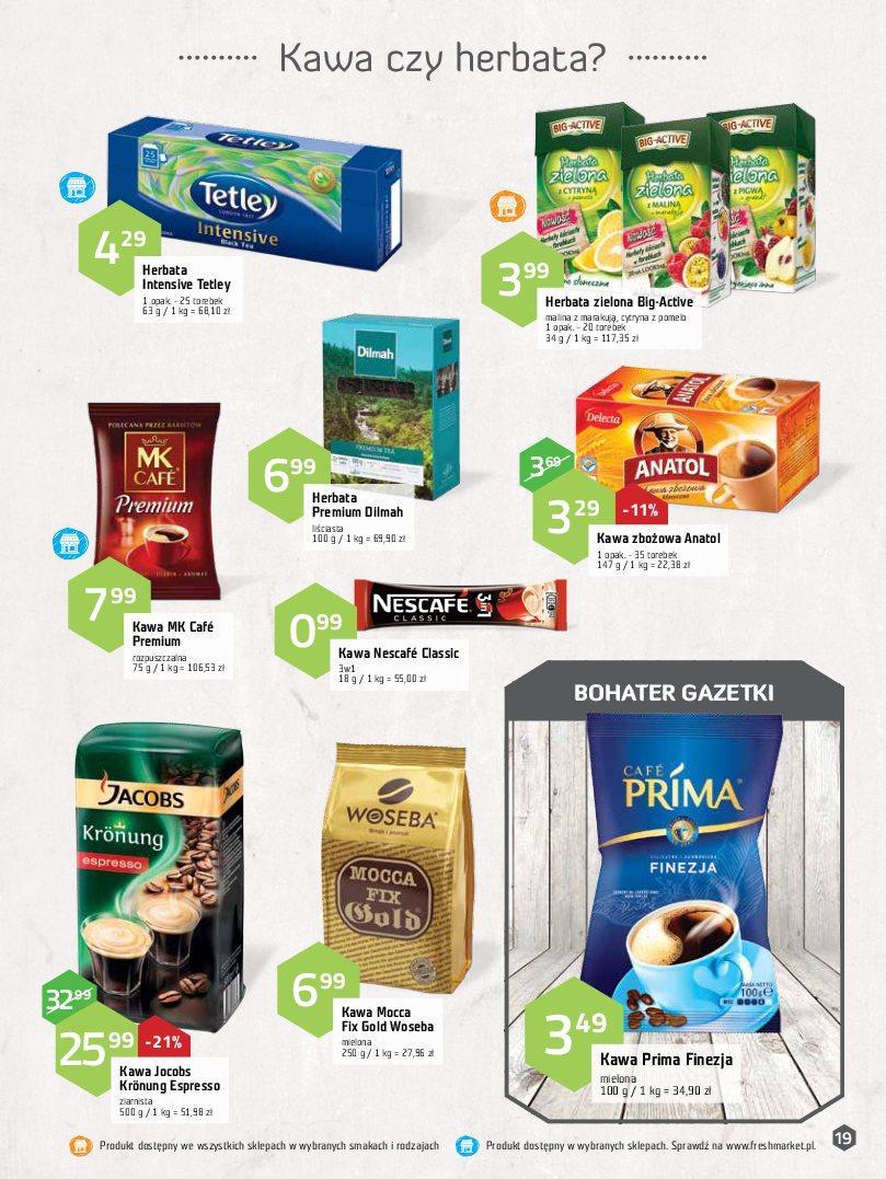 Gazetka promocyjna Freshmarket do 23/08/2016 str.18