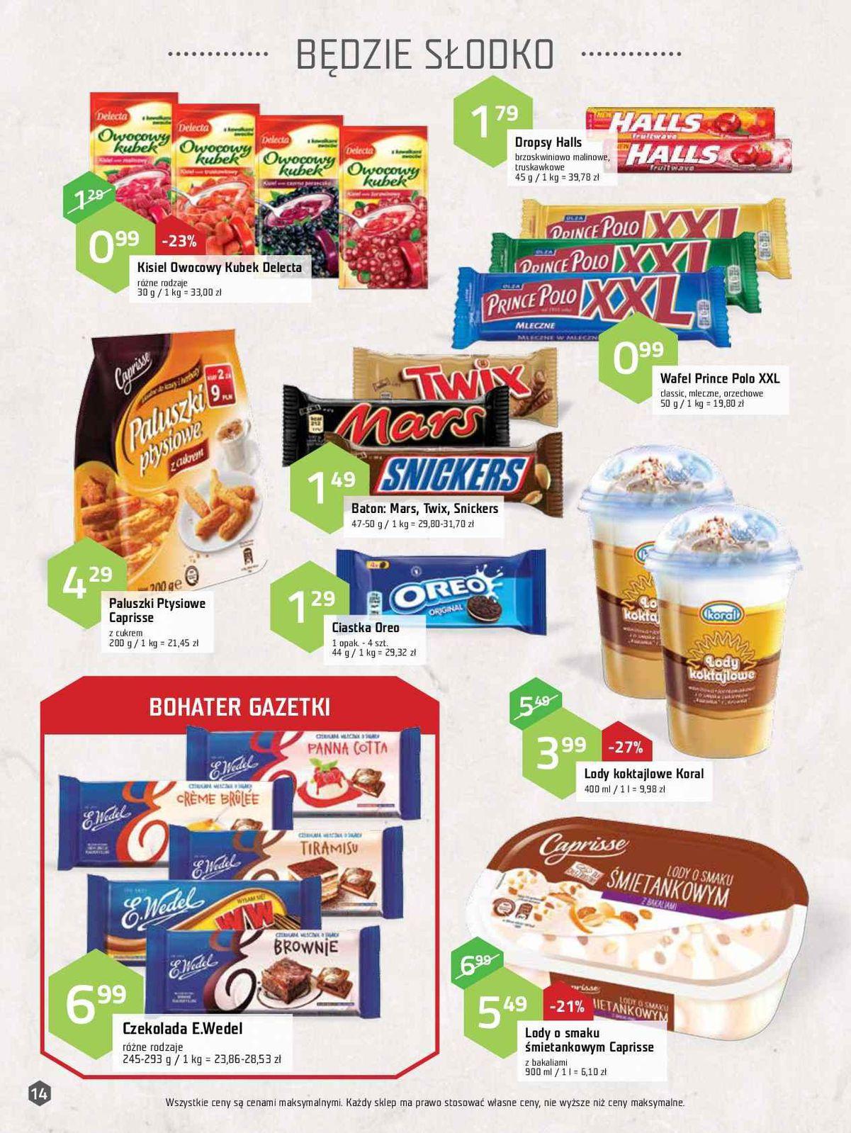 Gazetka promocyjna Freshmarket do 08/03/2016 str.13