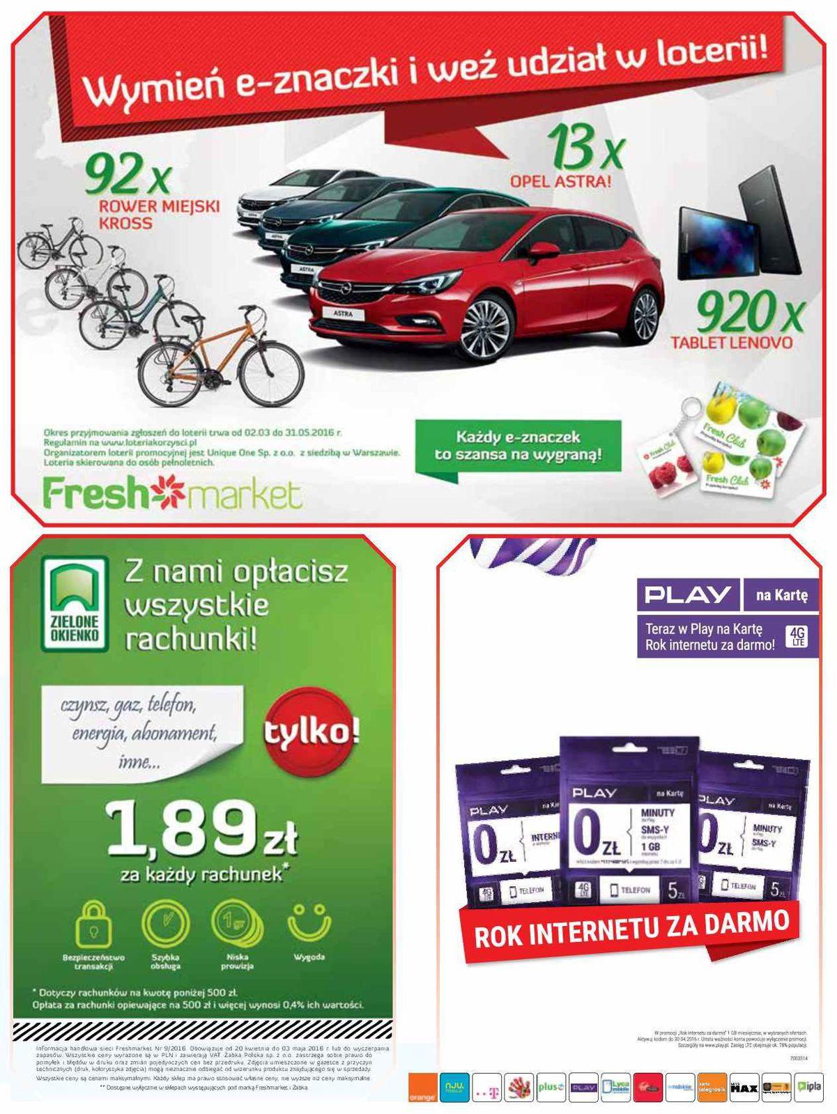 Gazetka promocyjna Freshmarket do 03/05/2016 str.23