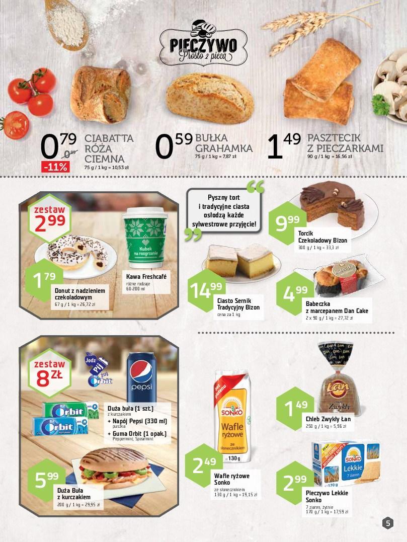 Gazetka promocyjna Freshmarket do 10/01/2017 str.4