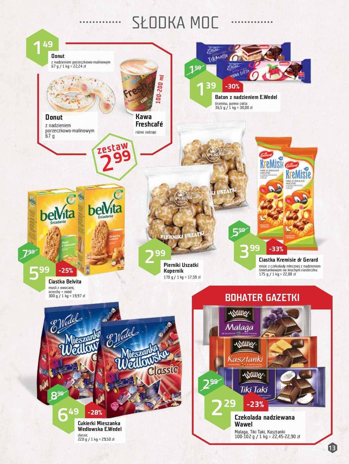 Gazetka promocyjna Freshmarket do 17/11/2015 str.12