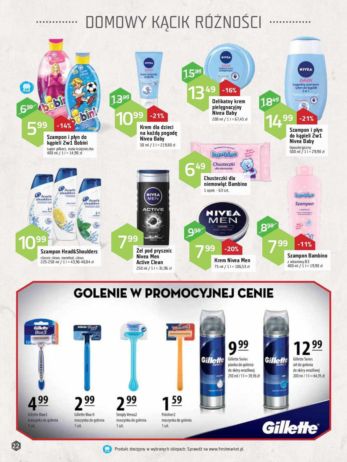 Gazetka promocyjna Freshmarket do 31/05/2016 str.21