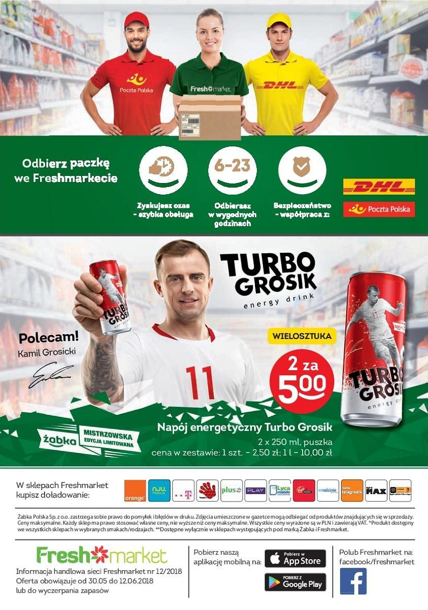 Gazetka promocyjna Freshmarket do 12/06/2018 str.31