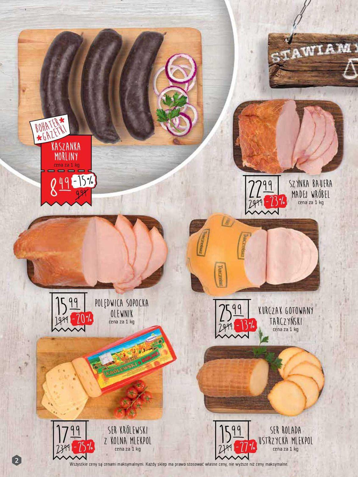 Gazetka promocyjna Freshmarket do 17/05/2016 str.1