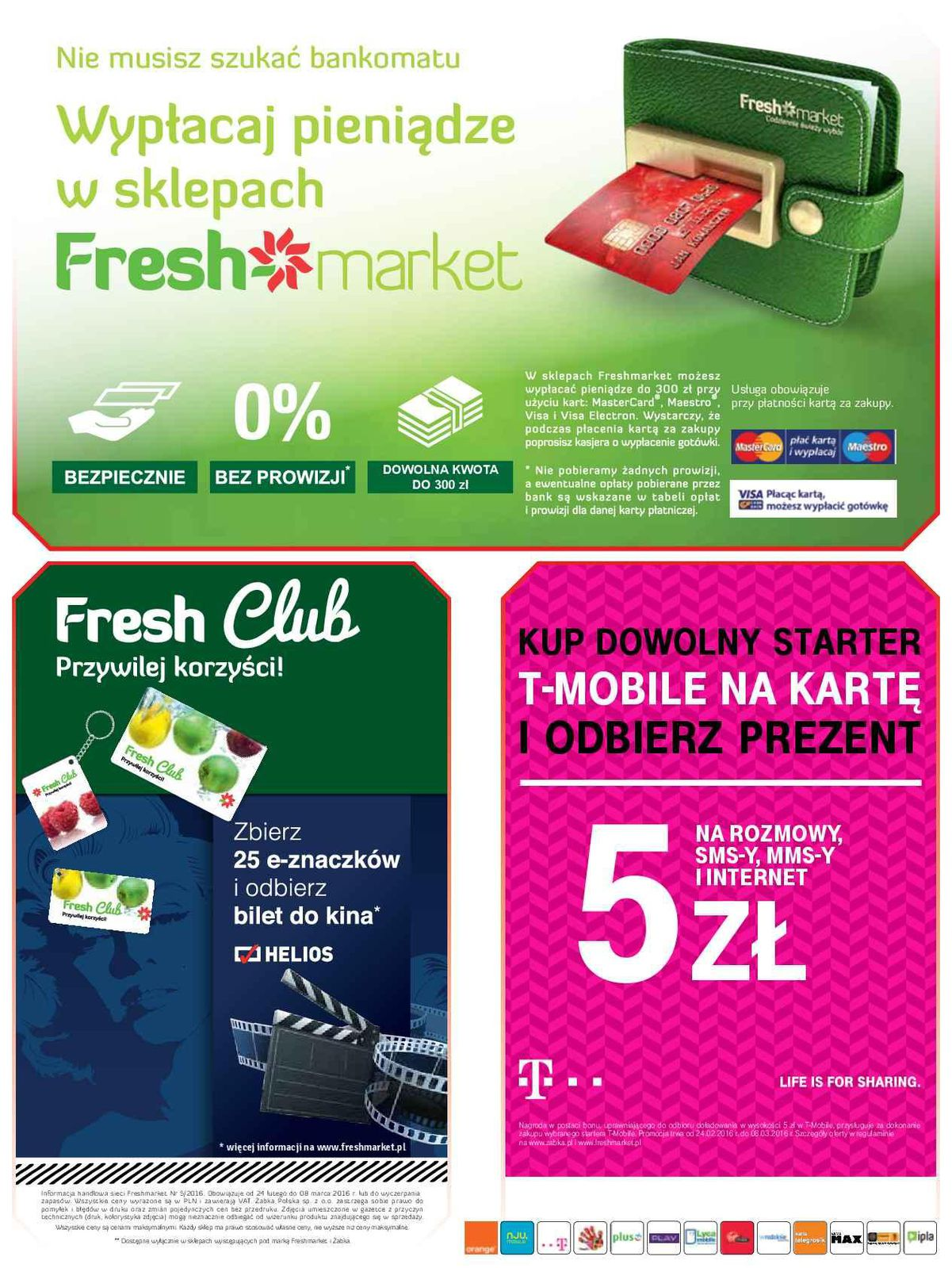 Gazetka promocyjna Freshmarket do 08/03/2016 str.19