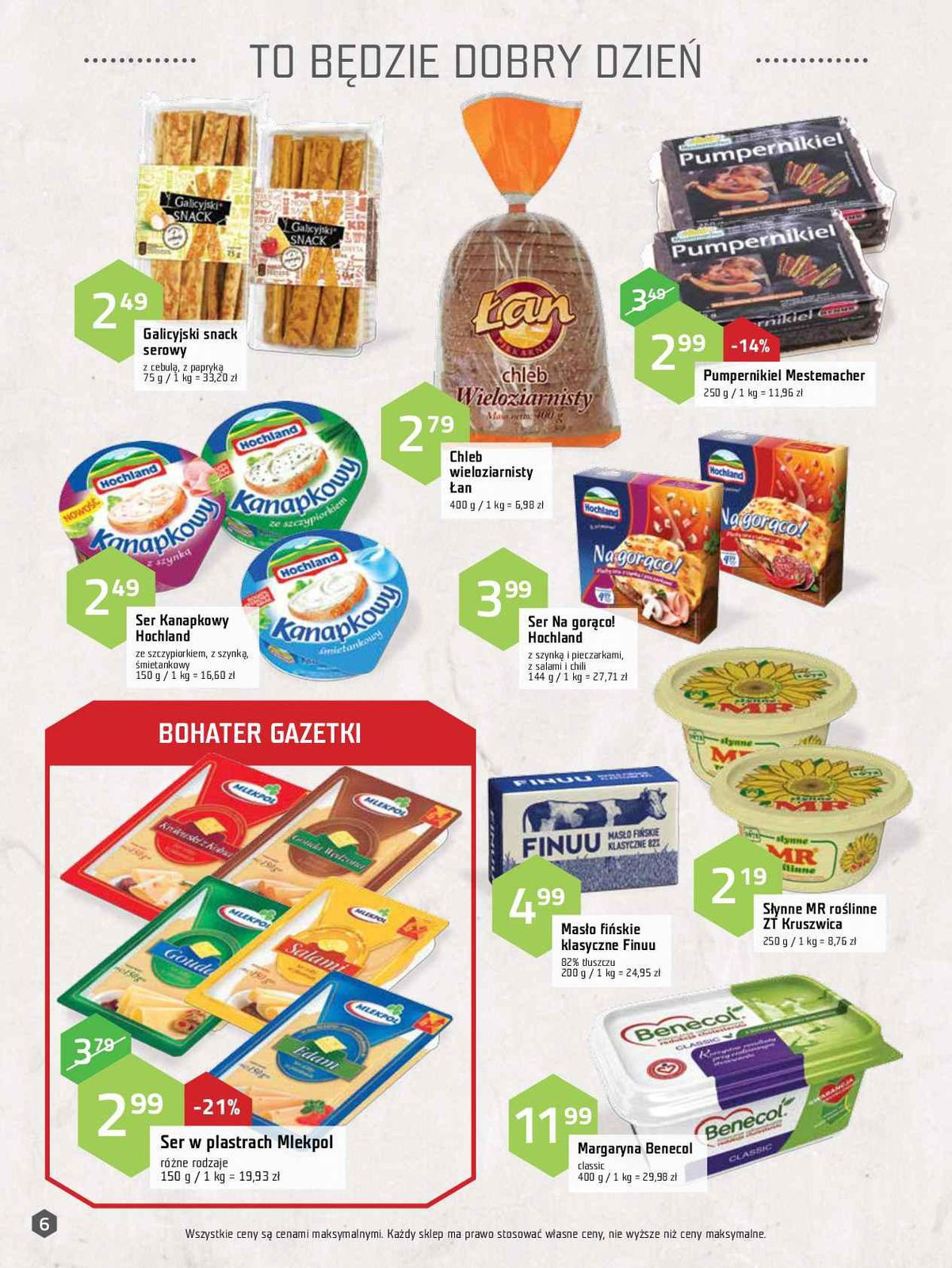 Gazetka promocyjna Freshmarket do 08/03/2016 str.5