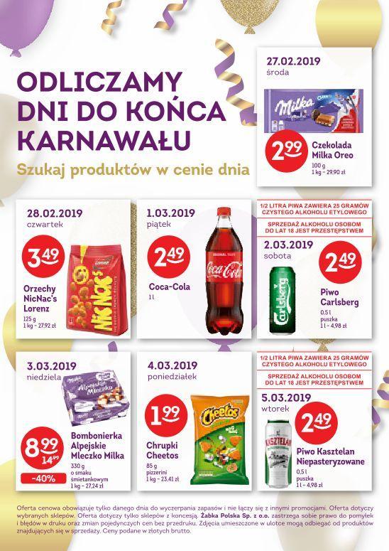 Gazetka promocyjna Freshmarket do 05/03/2019 str.1