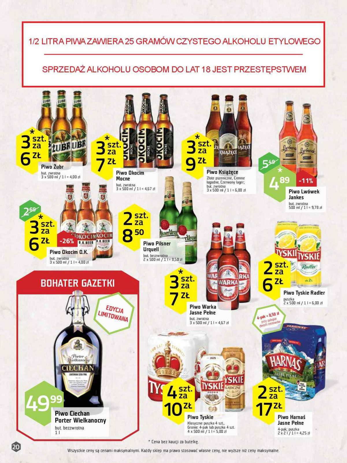 Gazetka promocyjna Freshmarket do 05/04/2016 str.19